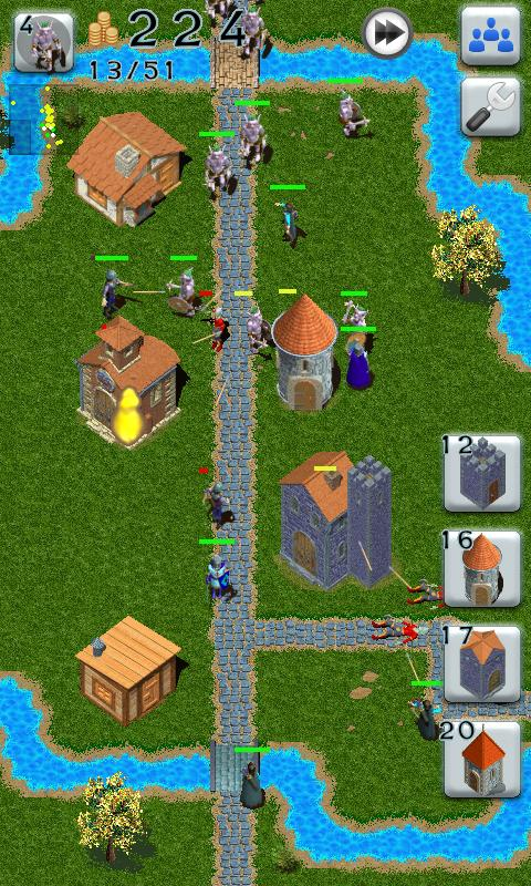 Medieval Defense - screenshot