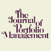 Journal of Portfolio Mngment