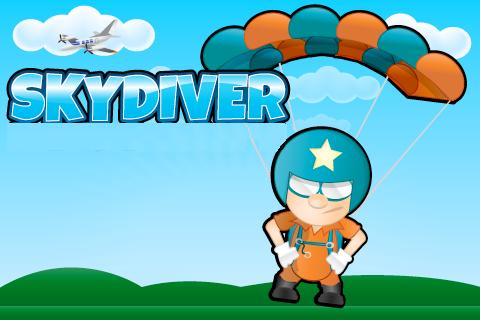 Sky Diver 3D HD