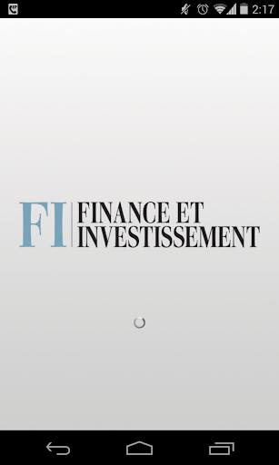 Finance et Investissement