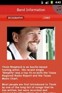 Thom Shepherd - screenshot thumbnail