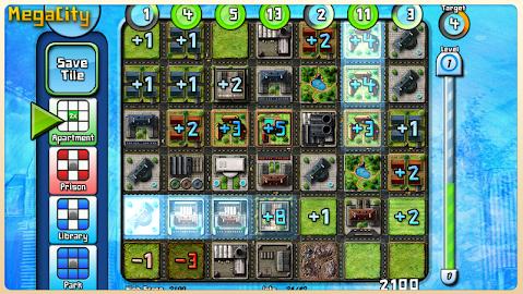 MegaCity Screenshot 2