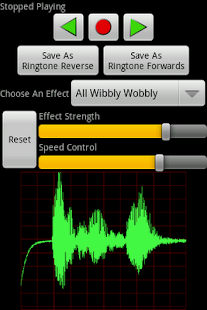Voice Changer Pro (Vox Box) - screenshot thumbnail