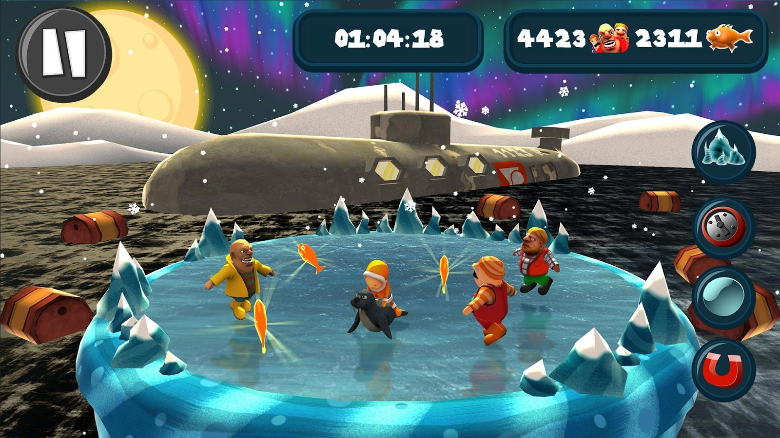 Polar Adventure- screenshot