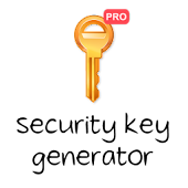 Security Key Generator PRO