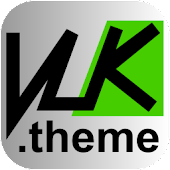 VLk Theme for GO Launcher EX