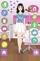 Screenshot of Violetta Games