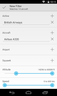 Plane Finder - screenshot thumbnail