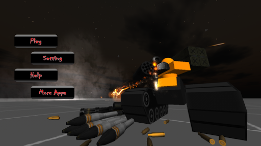 City Robots Attack