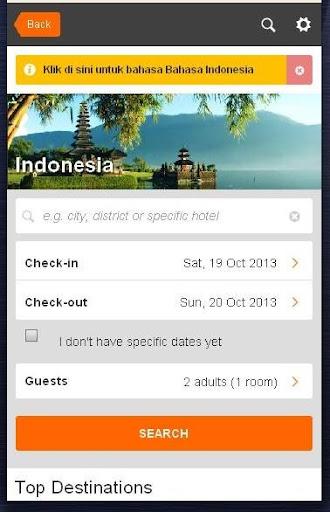 Wisata Indonesia - Cari Hotel