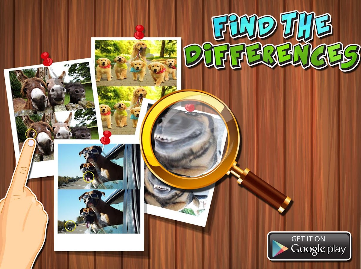 Find-Differences-Animals 8