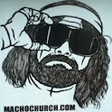 Macho Church logo