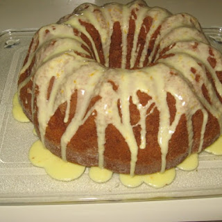 Sour Cream Pumpkin Bundt Cake