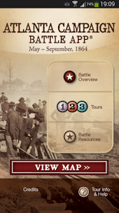 Atlanta Campaign Battle App - screenshot thumbnail