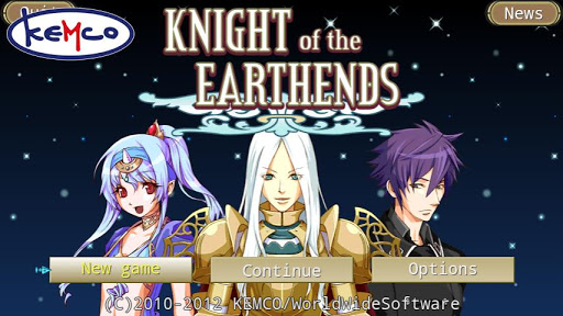 RPG Knight of the Earthends