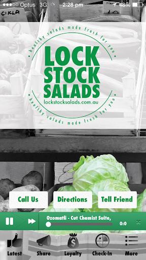 Lock Stock Salads