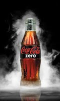 Screenshot of M:I & Coke Zero Wallpaper