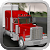 Big Red Truck: 3D Driving Sim file APK Free for PC, smart TV Download