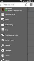 Screenshot of TrueConf Free Video Calls