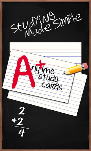 Anytime Study Cards