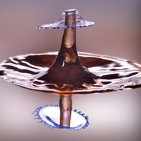 Crown by Nirmal Kumar - Abstract Water Drops & Splashes