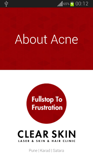 Know More About Acne