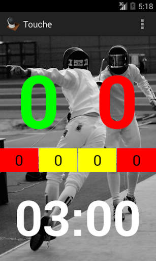 Touche: For Fencing Referees