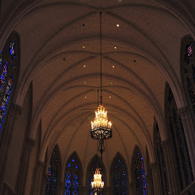St. James Chicago by Austin Lawler - Buildings & Architecture Places of Worship ( church, place of worship, gothic architecture, stained glass,  )
