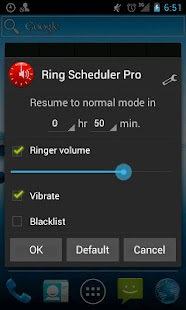 Ring Scheduler- screenshot thumbnail