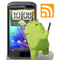 Android News / Support MyHTC logo