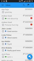 Screenshot of Inbox.lv
