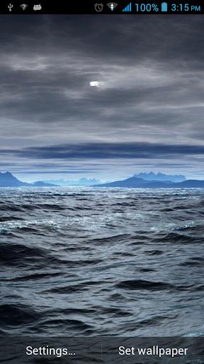 海洋動態壁紙