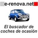 e-renova.net Coches de ocasion icon