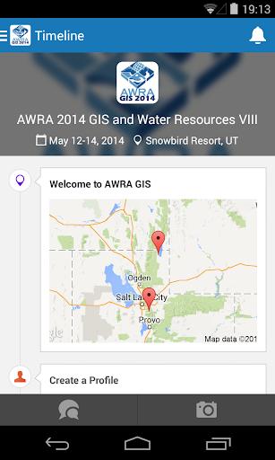AWRA GIS Conference