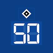 HSV Bundesliga Uhr