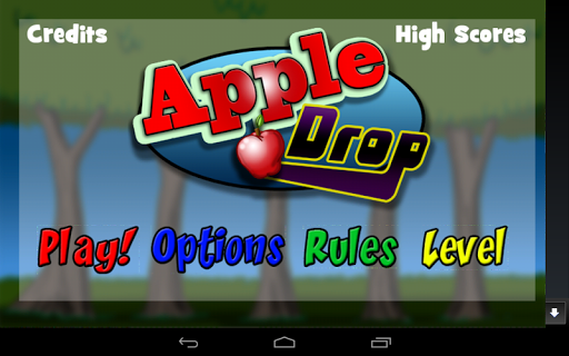 Apple Drop Free