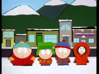 Cartman Gets An Anal Probe
