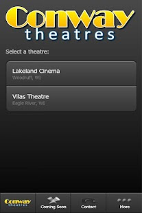 Conway Theatres- screenshot thumbnail