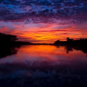 I am not alone... by Brandon Chapman - Landscapes Sunsets & Sunrises (  )