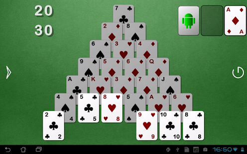 Pyramid Solitaire no ads