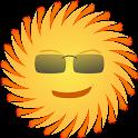 太陽動態壁紙 icon