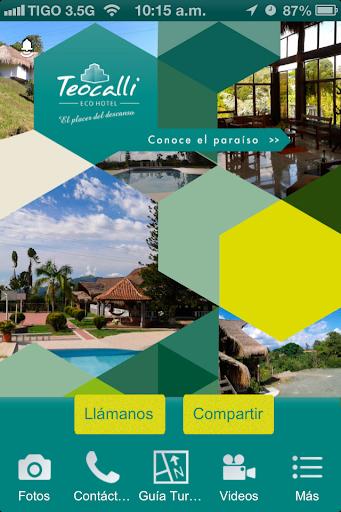 Eco Hotel Teocallí