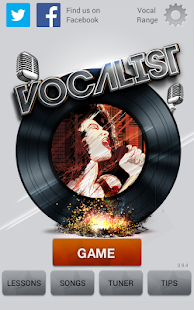 Vocalist Lite- screenshot thumbnail