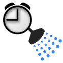 Shower timer icon