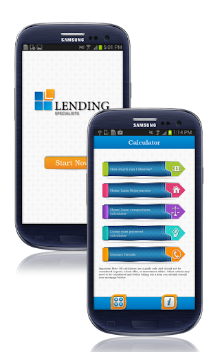 Lending Specialists