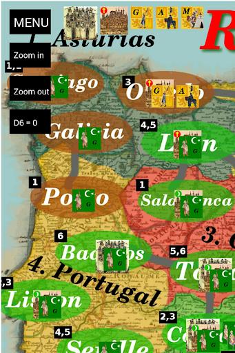 Reconquista Aid