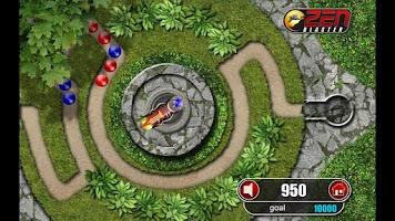 Screenshot of Zen Blaster