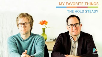 The Hold Steady, My Favorite Things