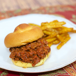 Salsa Sloppy Joes