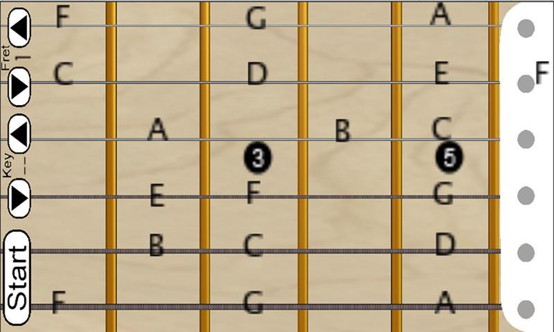 Mobile Guitar Strat- screenshot